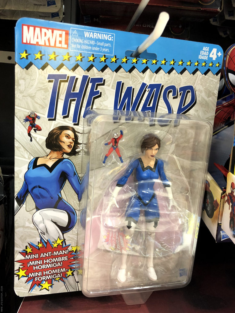 Marvel Legends Vintage Series 2 - Wasp
