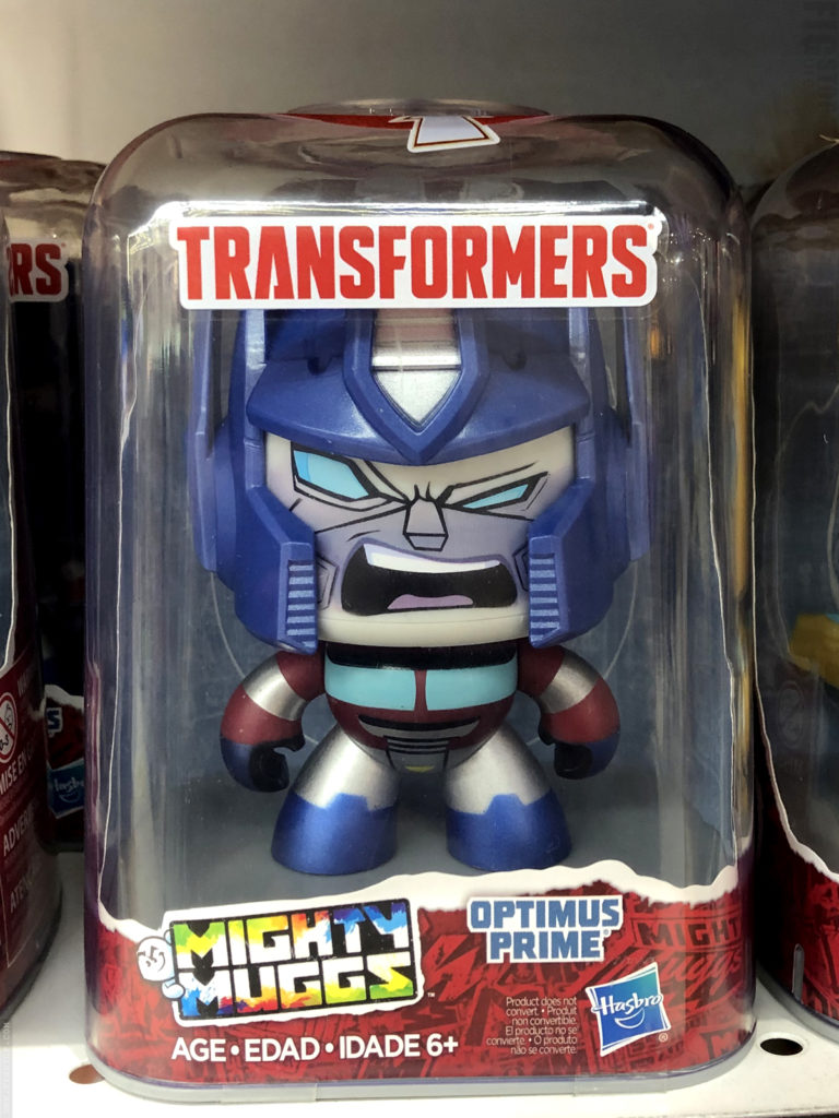 Mightymuggs - Optimus Prime