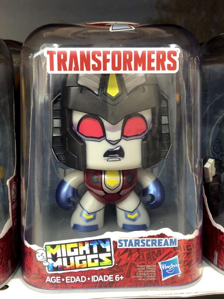 Mightymuggs - Starscream
