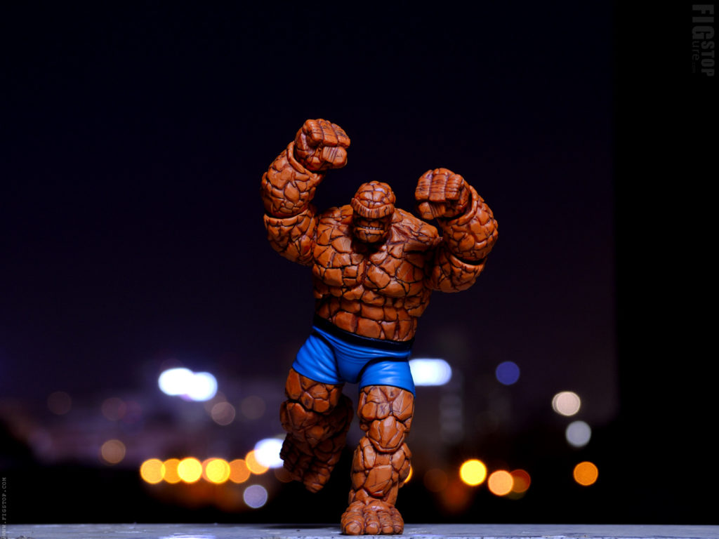 Walgreens Exclusive Marvel The Thing Angry Fist - Angry Pose