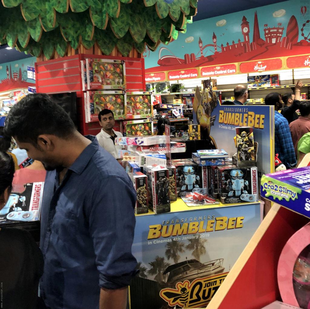 Hamleys 75 Stores Celebration - Action Figures - Transformers Figures