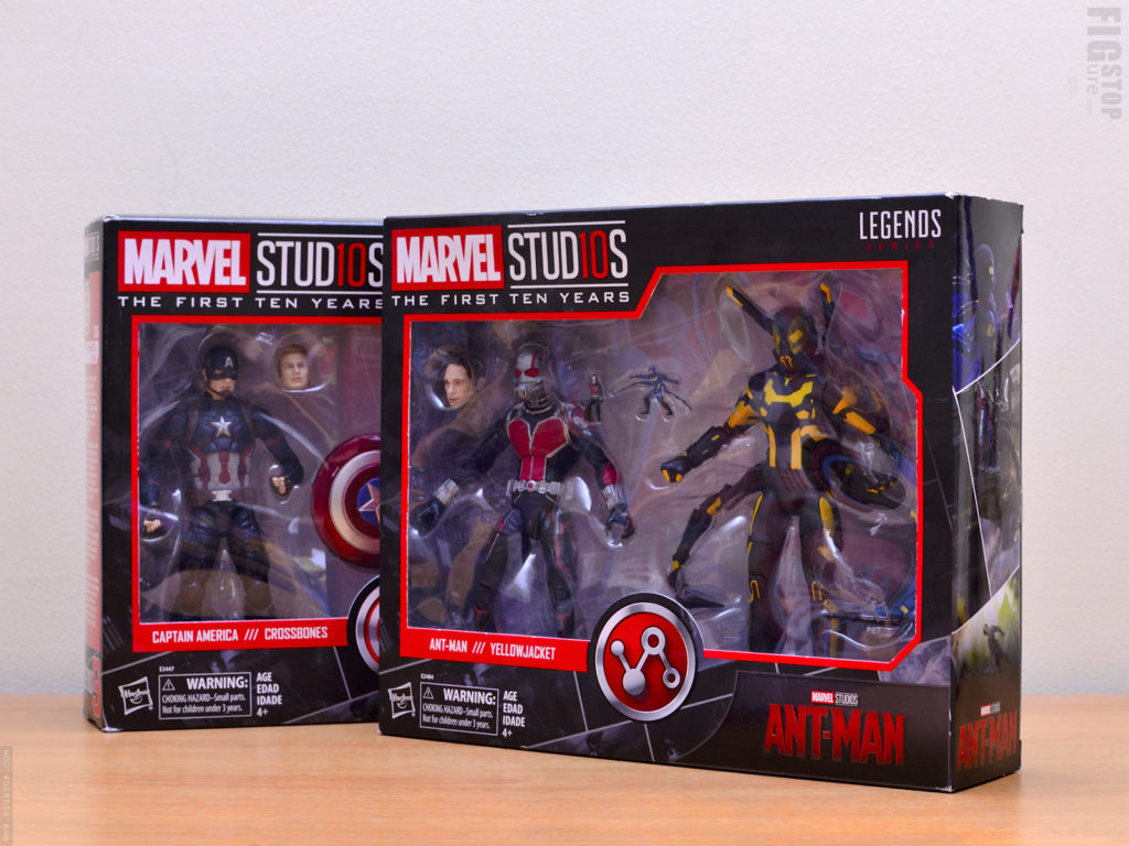 Marvel Studios First 10 Years - 2 packs