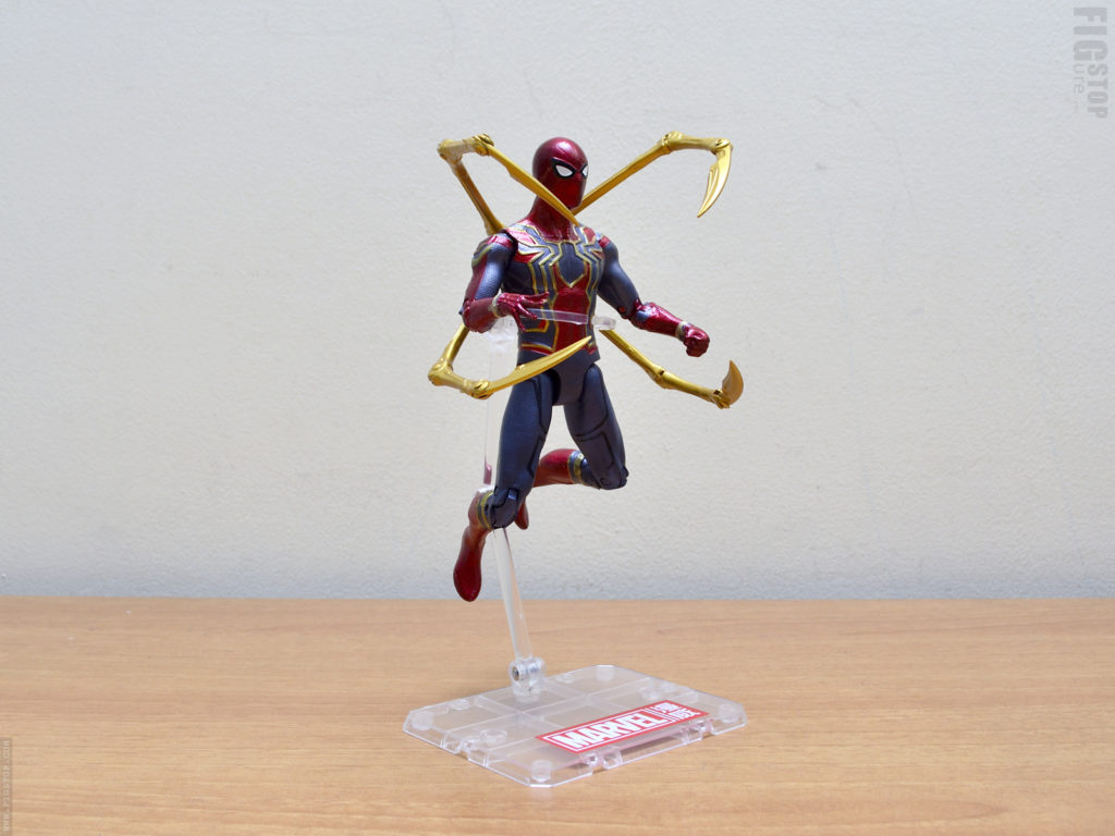 Chinese Iron Spider - Mechanical Arms Cage