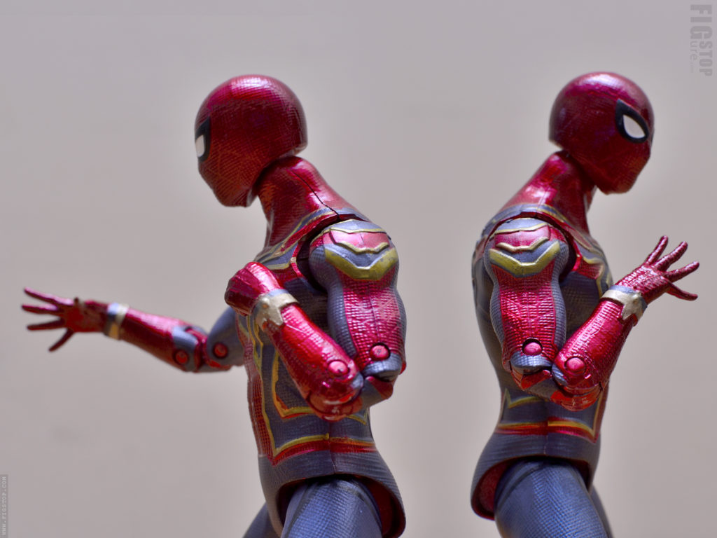 Chinese Iron Spider Elbow - Articulation