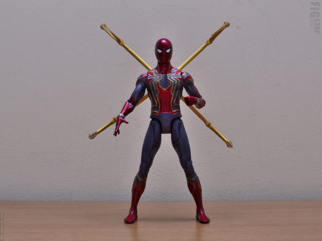 Chinese Iron Spider -Mechanical Arms