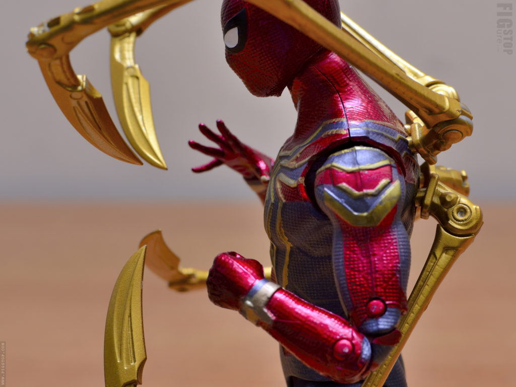 Chinese Iron Spider - Mechanical Arms