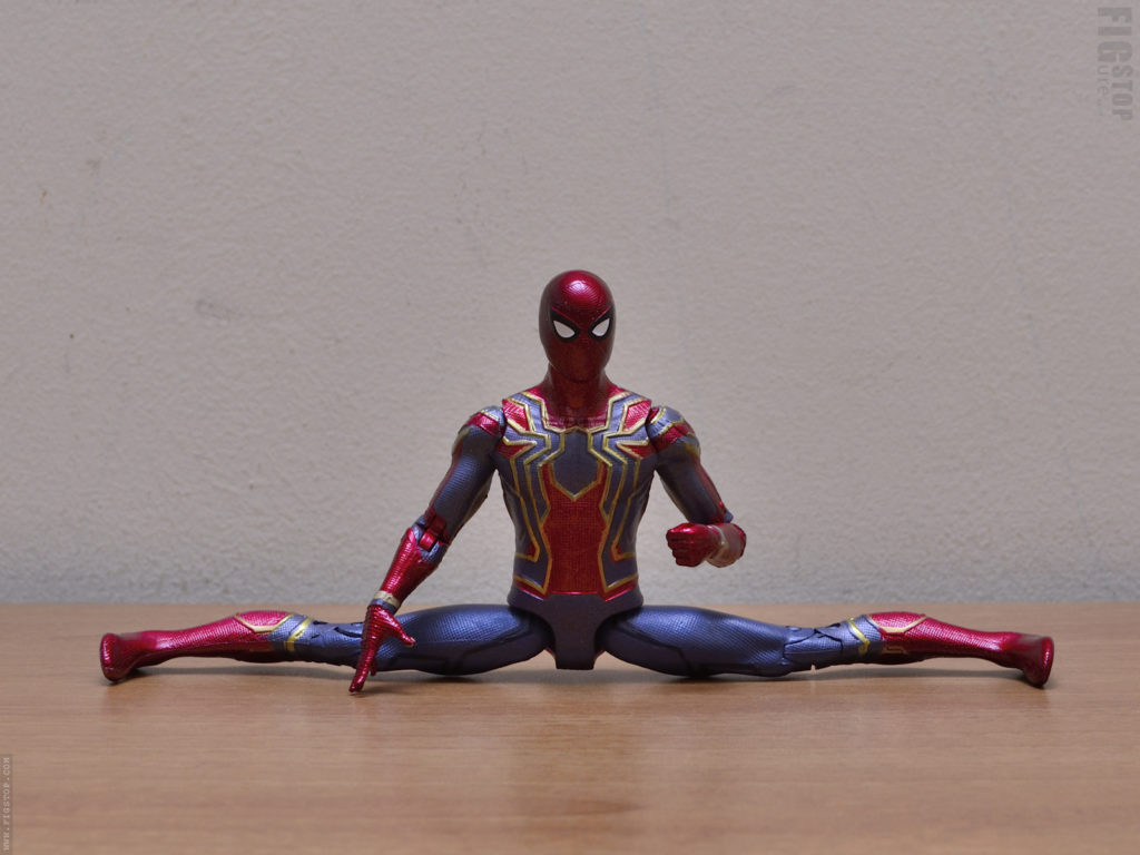 Chinese Iron Spider - Splits