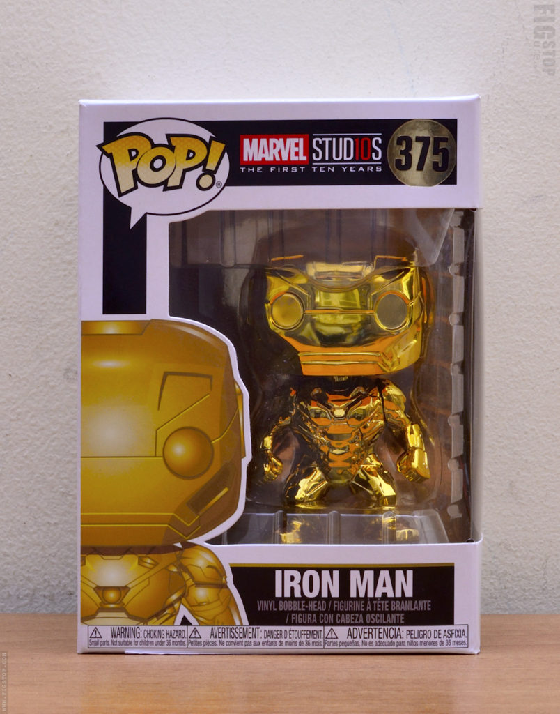 Funko Gold Ironman