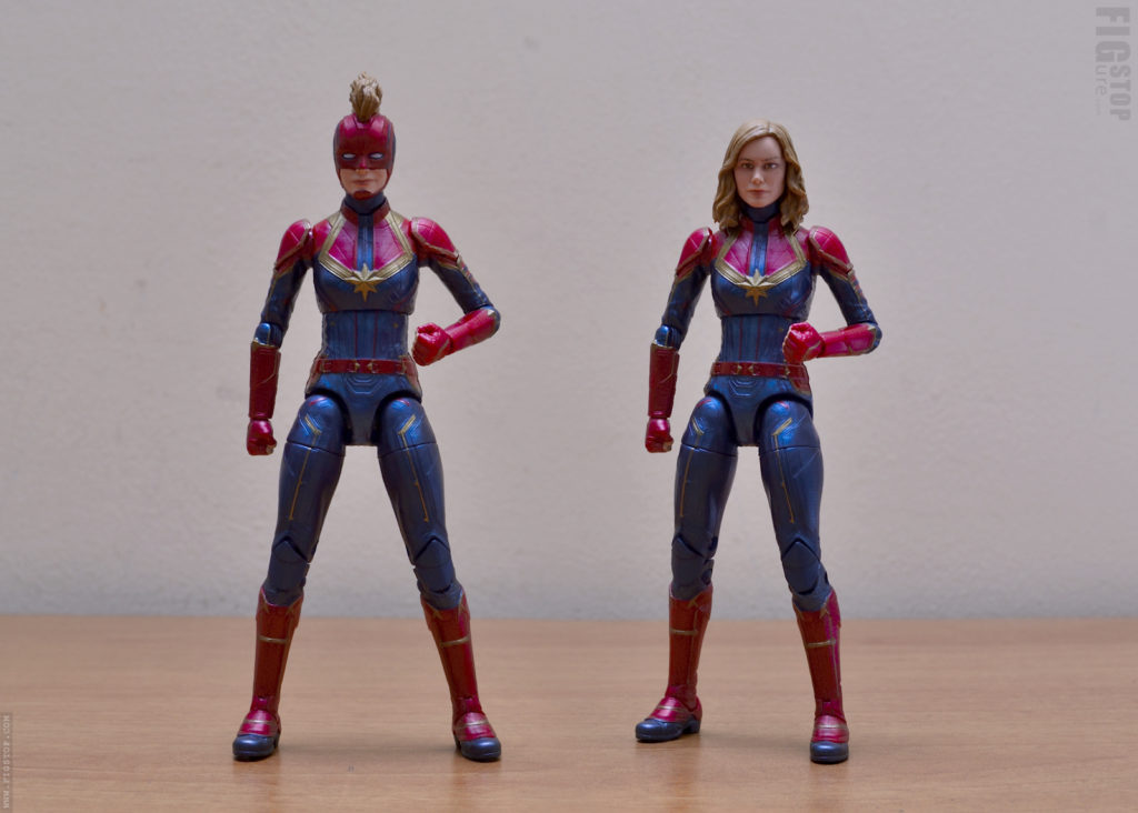 Hasbro Marvel Legends Captain Marvel - Action Figure
