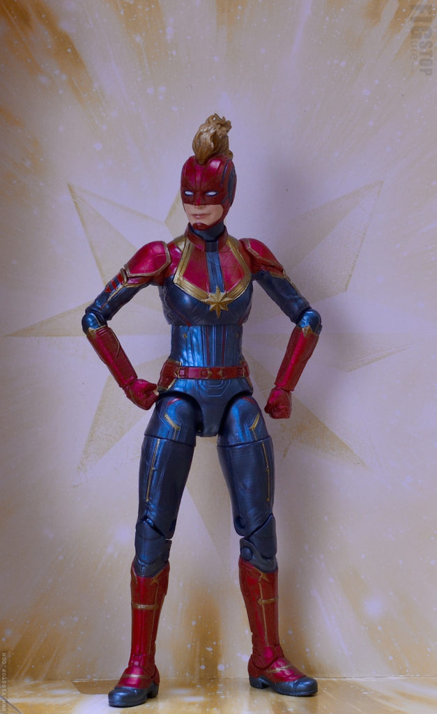 Hasbro Marvel Legends Captain Marvel - Backdraft