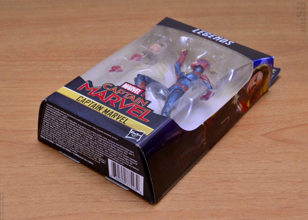 Hasbro Marvel Legends Captain Marvel - Package