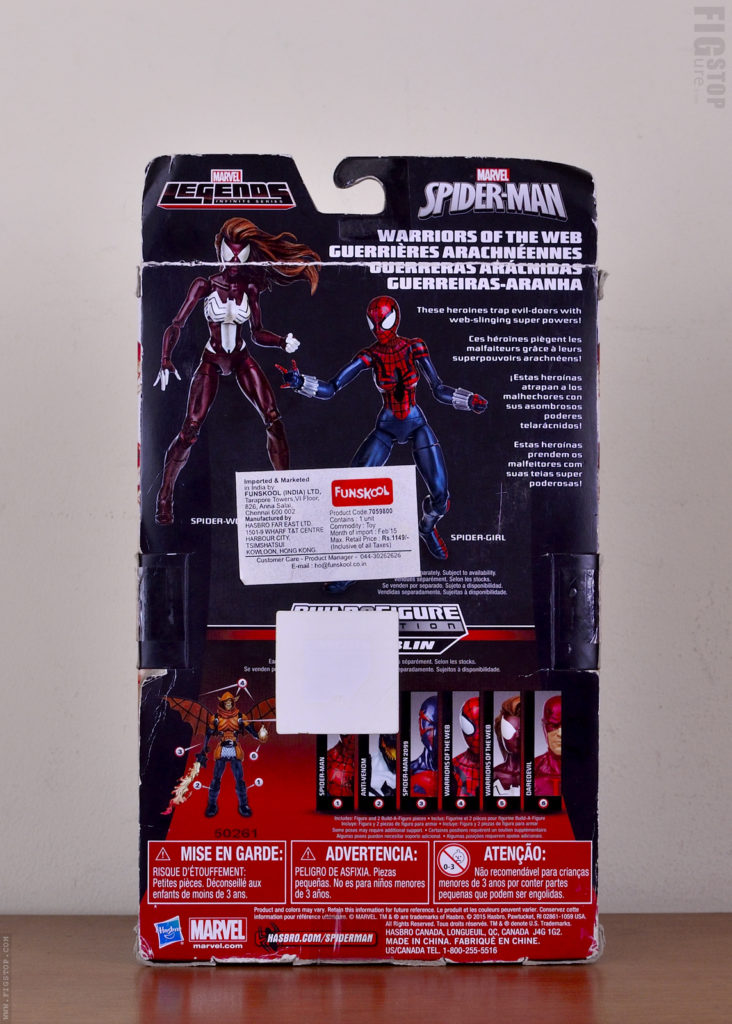 Marvel Legends - Spider Girl