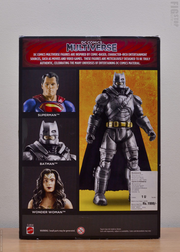 Mattel DC Comics 12inch - Batman