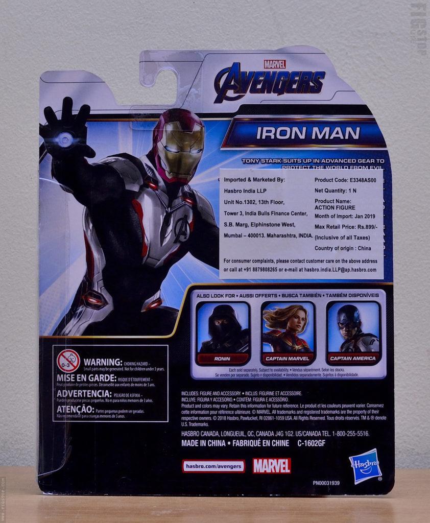 Avengers Endgame - Ironman