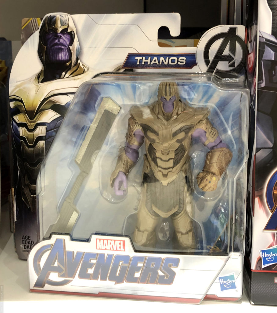 Marvel Avengers Endgame - Thanos