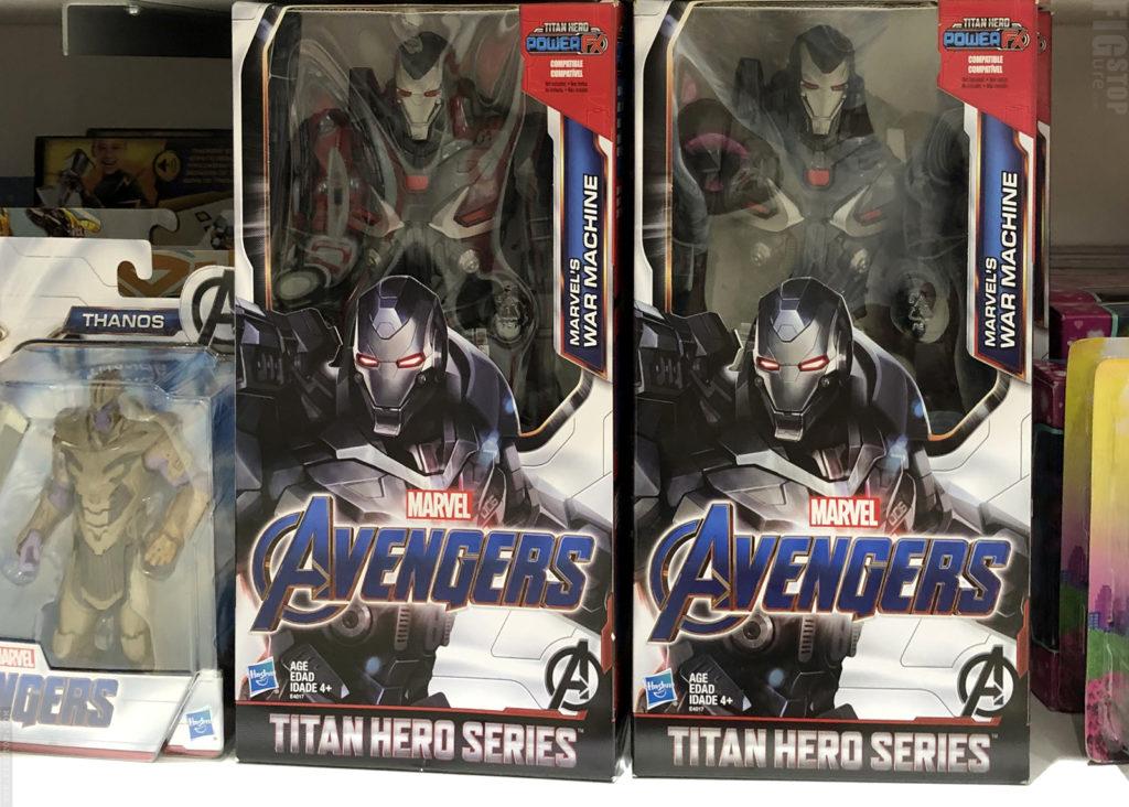Marvel Avengers Endgame - Titan Series