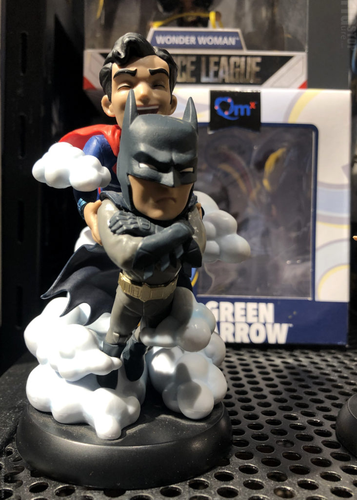 Batman And Superman Q Figure