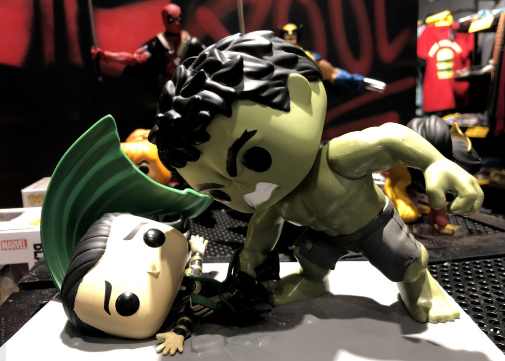 Funko Pop - Hulk vs Loki