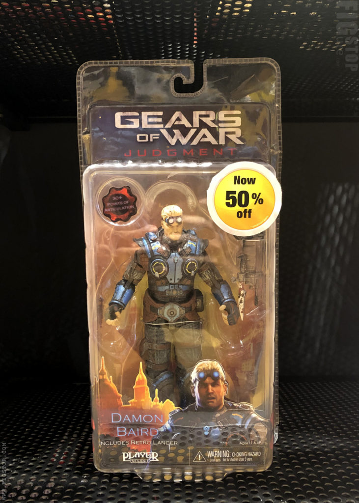 Gears of War - Action Figure