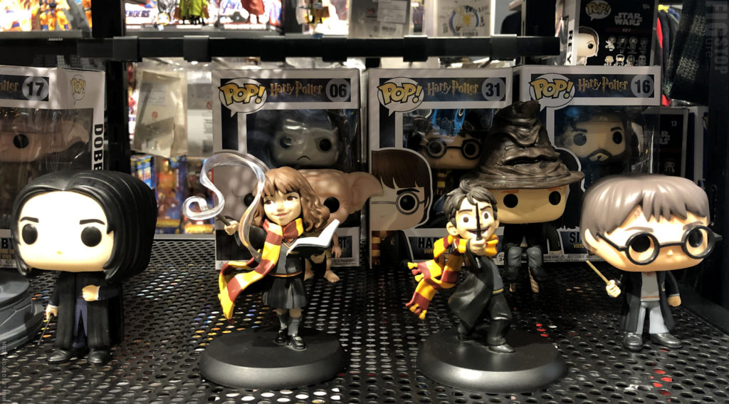 Harry Potter - Vinyl Pop