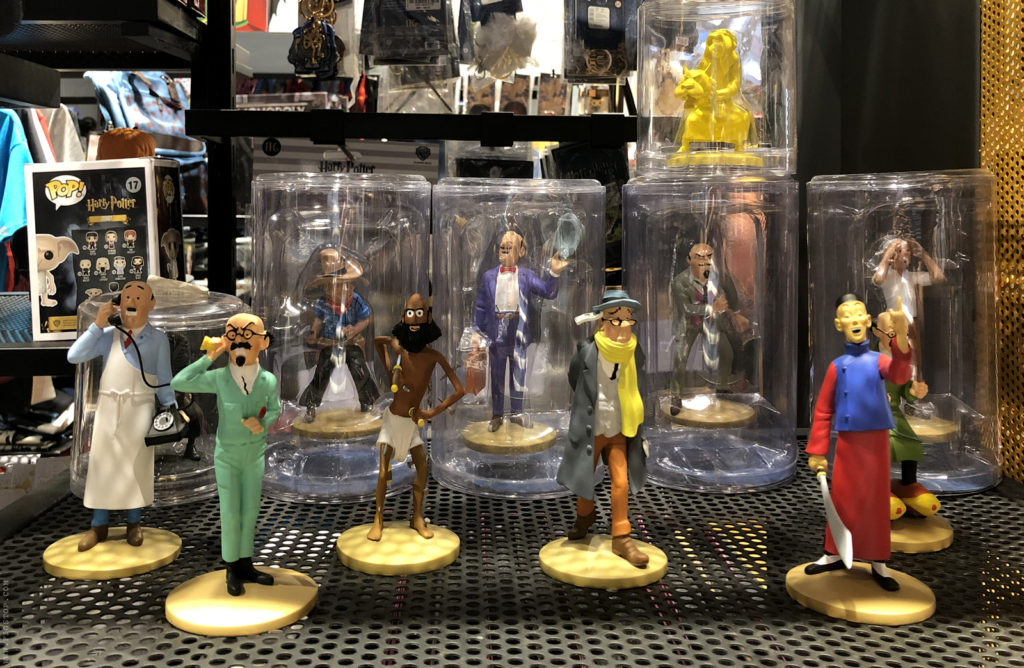 Tintin - Mini Figures