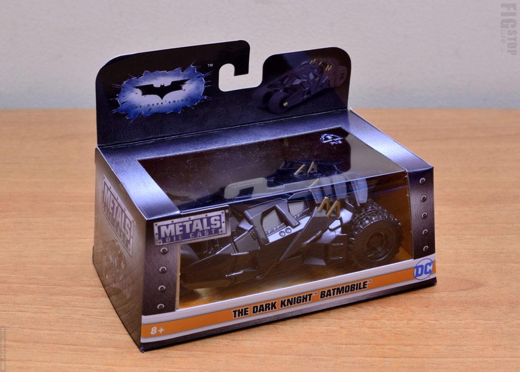 Jada Toys 1:32 Dark Knight Tumbler