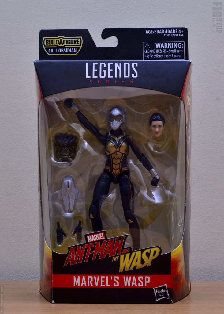 Marvel's Wasp - Antman and The Wasp