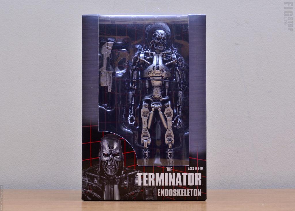 Neca Terminator T-800 Endoskeleton