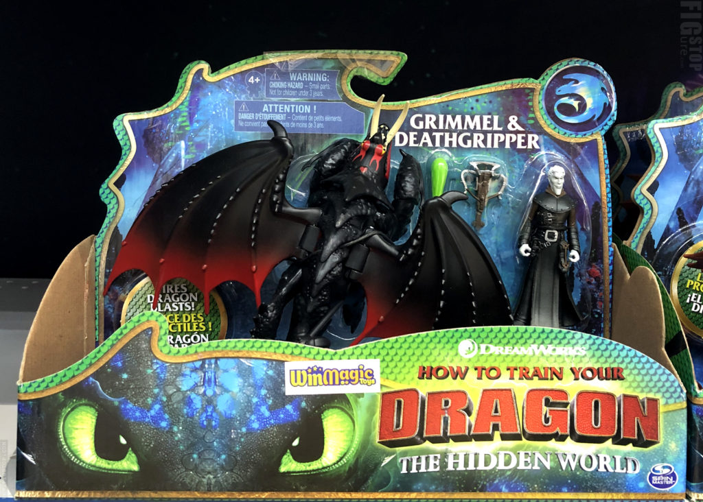Toys R Us Bangalore - How To Train Your Dragon: The Hidden World - Deathgripper