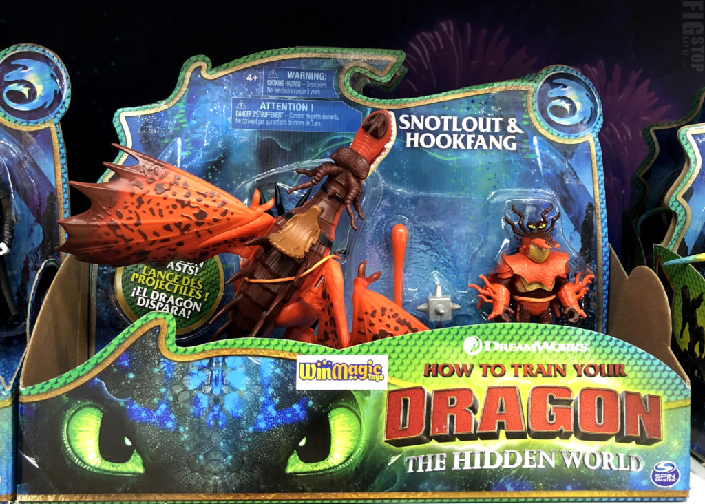 Toys R Us Bangalore - How To Train Your Dragon: The Hidden World - Hookfang