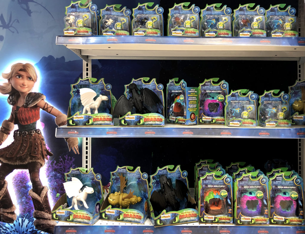 Toys R Us Bangalore - How To Train Your Dragon: The Hidden World - Toys