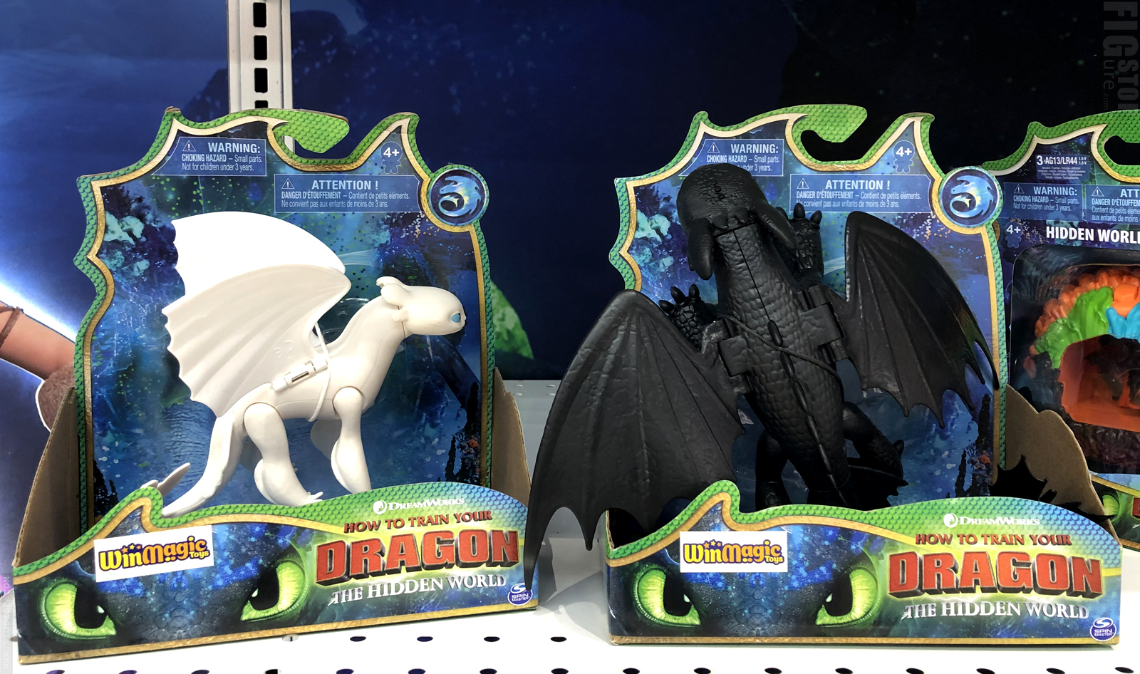 Toys R Us Is Fully Loaded With How To Train Your Dragon