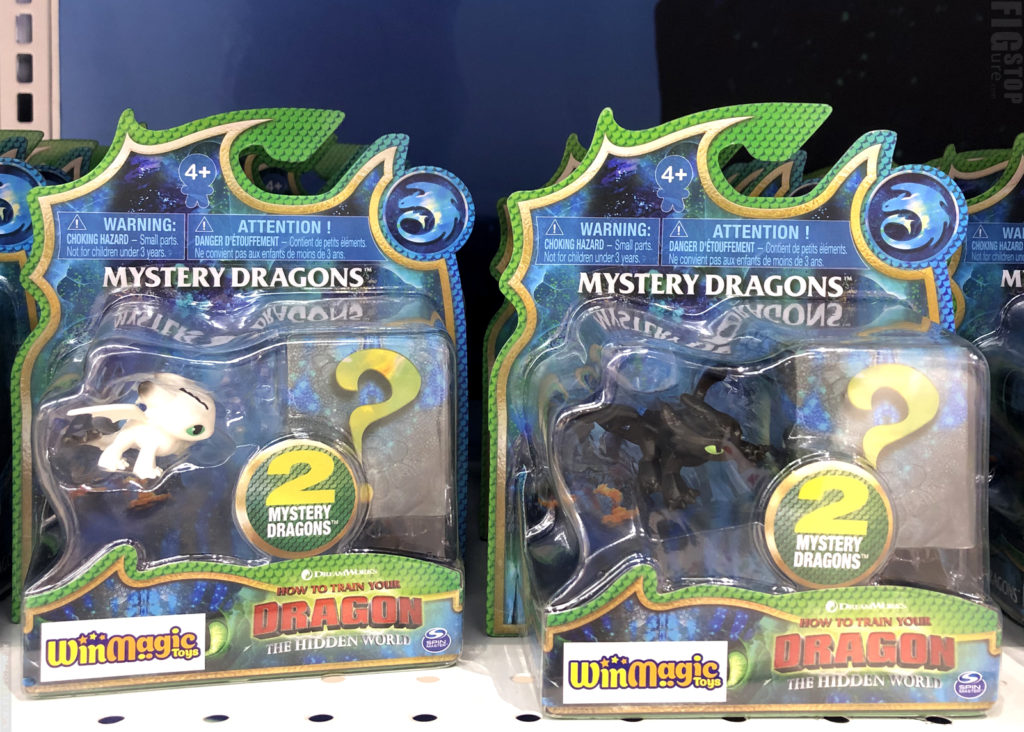 Toys R Us Bangalore - How To Train Your Dragon: The Hidden World - Night Fury and Light Fury