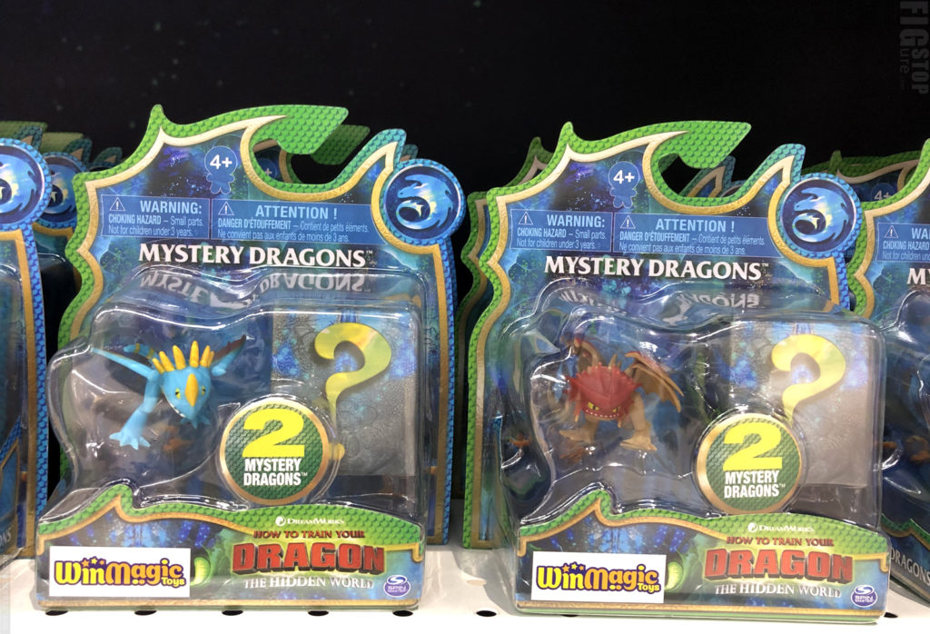 Toys R Us Bangalore - How To Train Your Dragon: The Hidden World - Hookfang and Stormfly