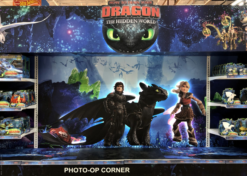 Toys R Us Bangalore - How To Train Your Dragon: The Hidden World - Photo Booth