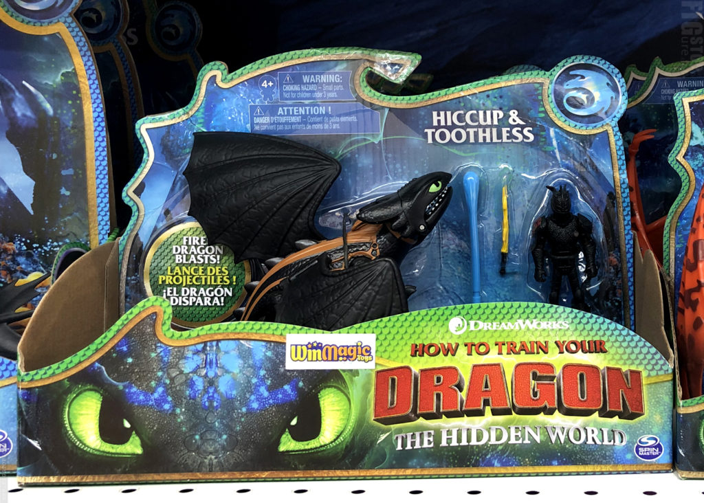 Toys R Us Bangalore - How To Train Your Dragon: The Hidden World - Toothless