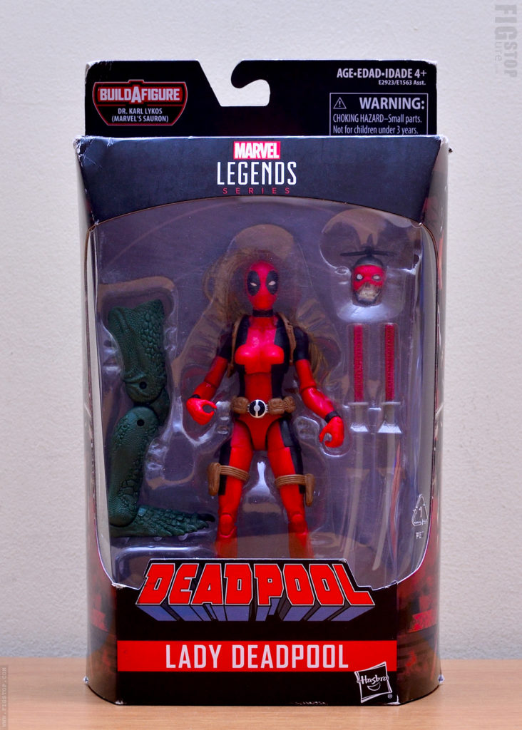 Sauron Wave - Lady Deadpool