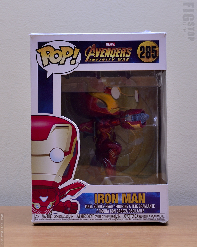 Avengers: Infinity War Iron Man - Funko Pop