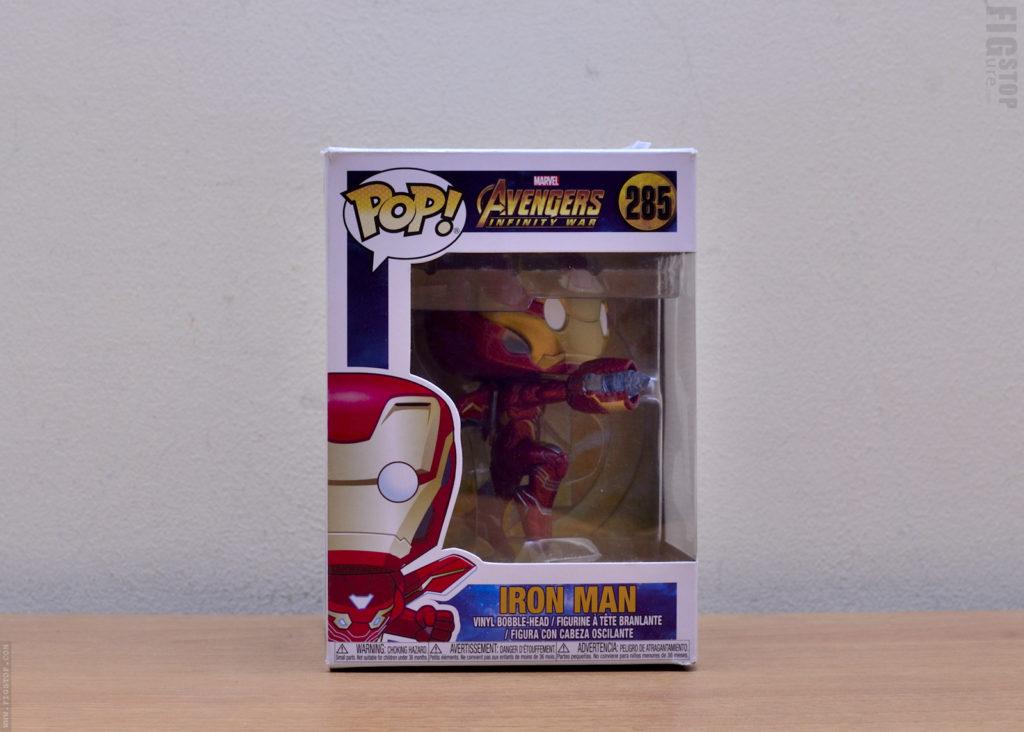 Avengers Infinity War - Iron Man Mark 50 Funko Pop