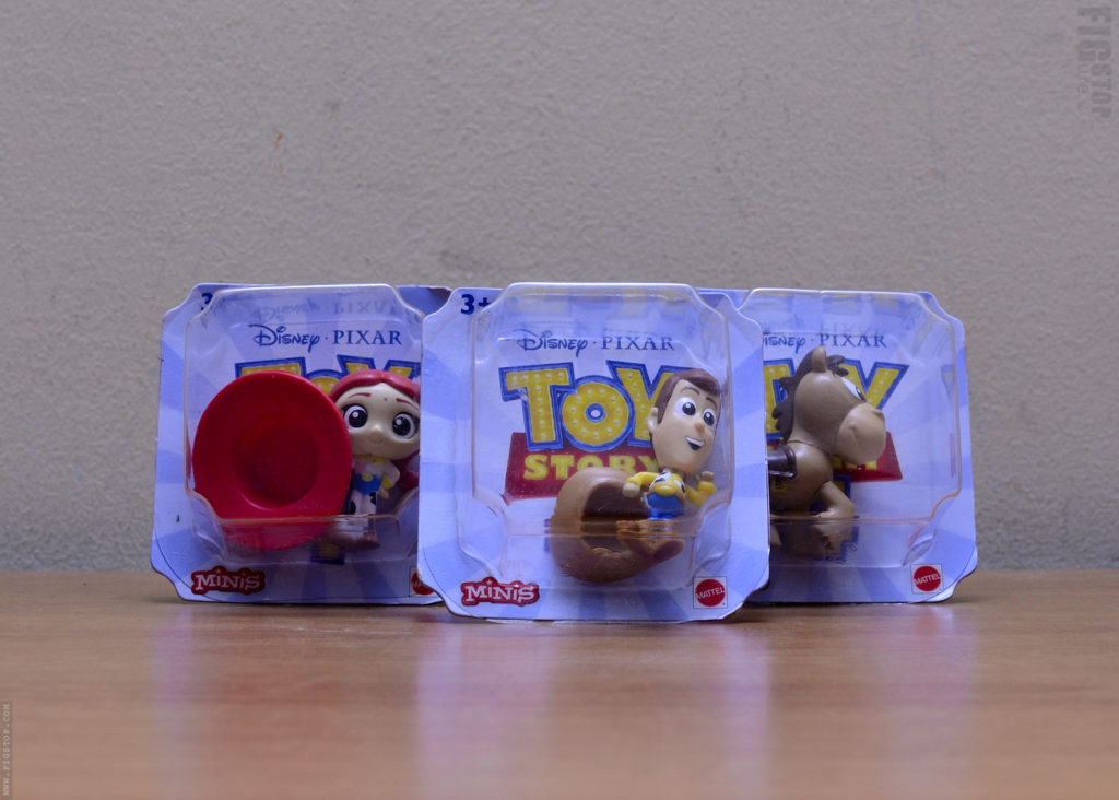 Toy Story - Minis Figures