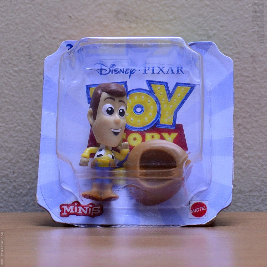 Toy Story 4 Sheriff Woody - Minis