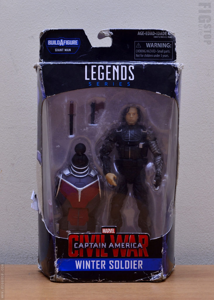 Winter Soldier - Marvel Legends