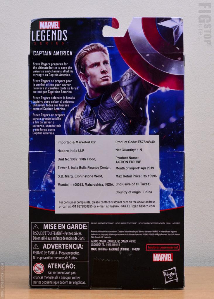 Worthy Captain America