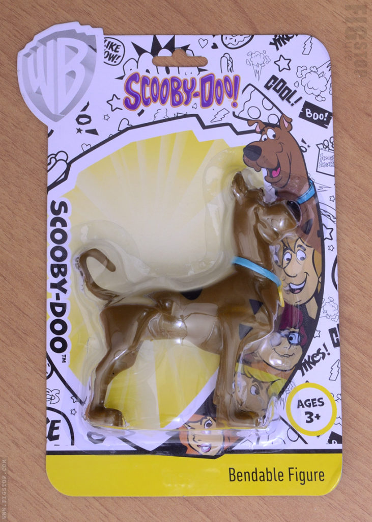 Bendable - Scooby Doo