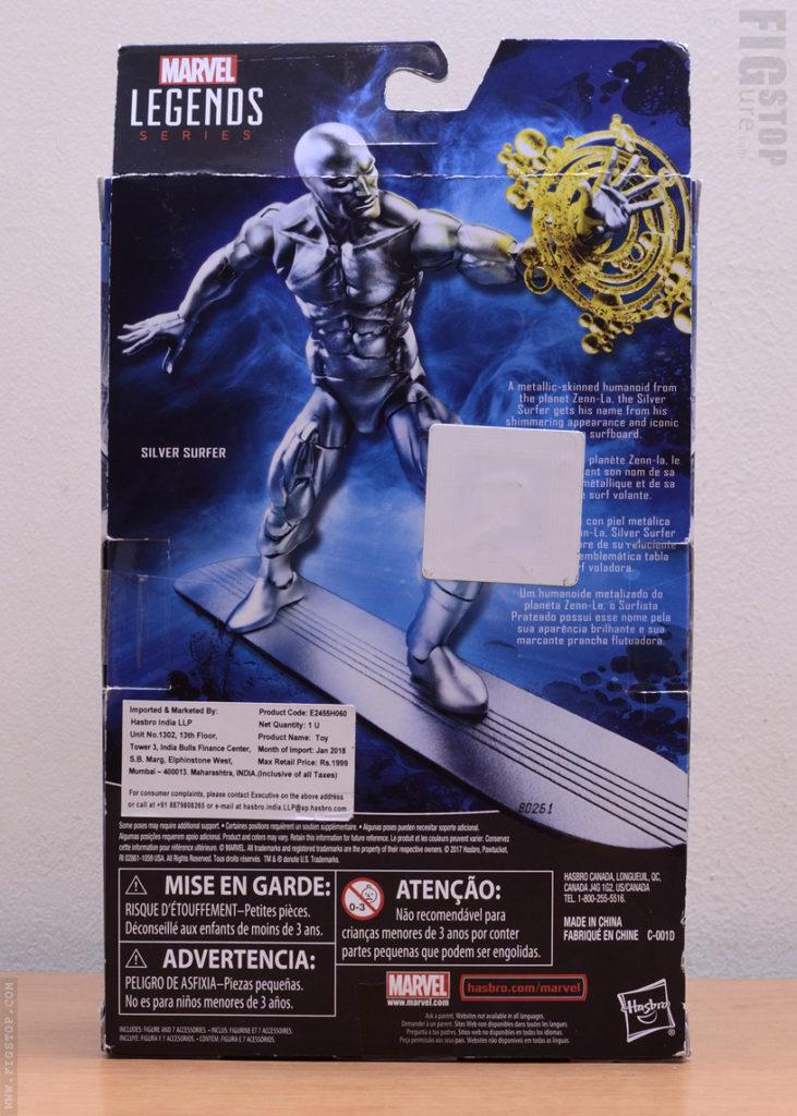 Fantastic 4 - Silver Surfer