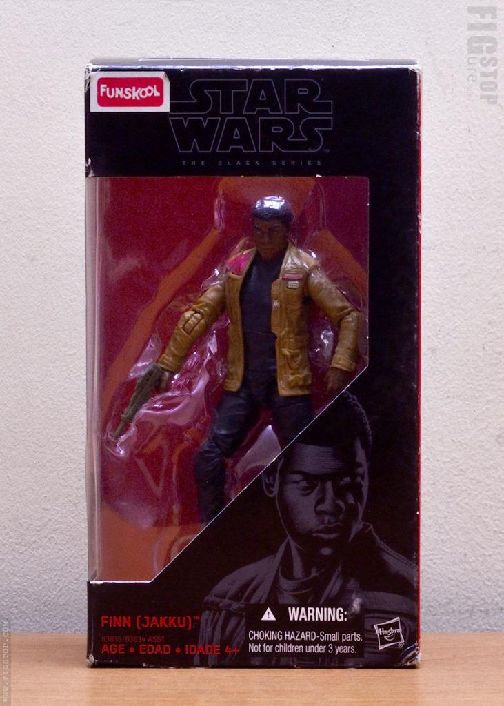 Star Wars - Finn (Jakku)