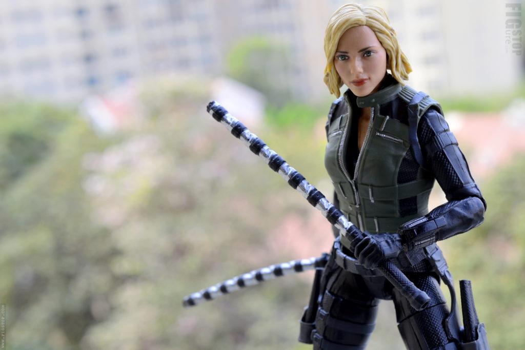 Marvel Woman - Black Widow