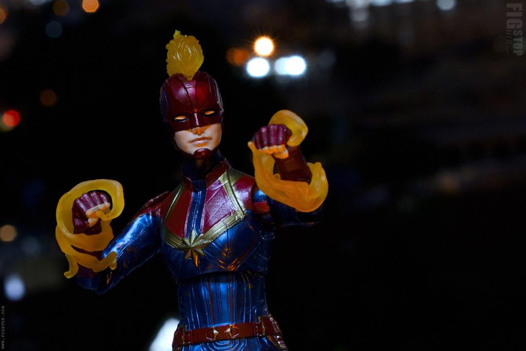 Marvel Woman - Captain Marvel