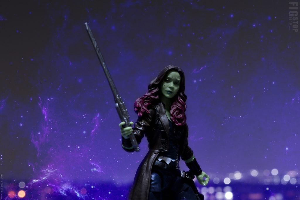 Marvel Woman - Gamora
