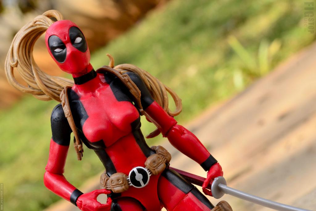 Marvel Woman - Lady Deadpool